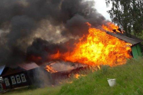 Неосторожность при курении стала причиной трагедии в посёлке Юрино