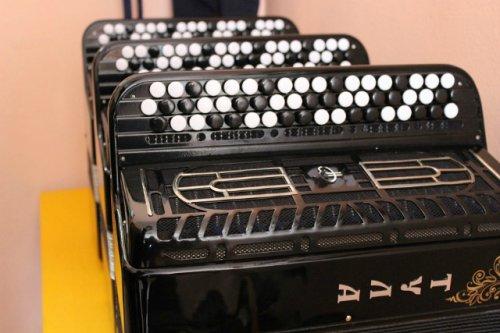 В Параньгинской детской школе искусств появились новые музыкальные инструменты