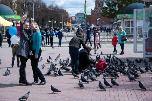 Йошкар-Ола вошла в число самых лучших российских городов для селфи-туризма
