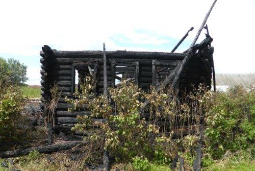 Частный дом и надворные постройки сгорели в Мари-Турекском районе