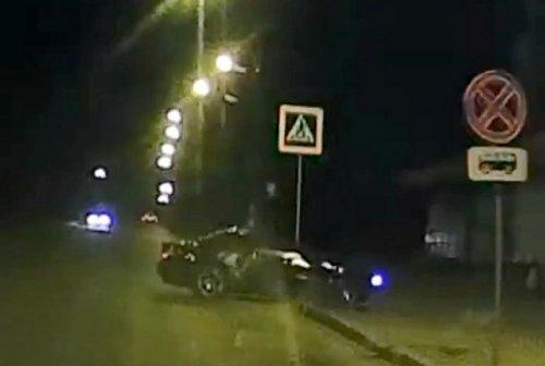 Сотрудники ГИБДД в результате погони задержали в Йошкар-Оле пьяного водителя