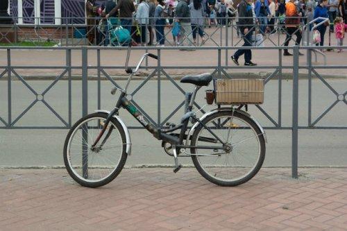 Житель Новоторъяльского района украл велосипед, чтобы на нём доехать до своей деревни