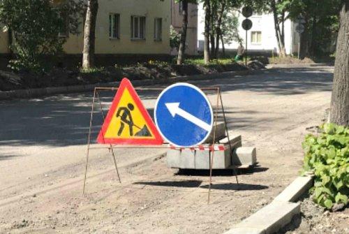 Сегодня в течение дня ограничено движение по улице Пролетарской в Йошкар-Оле