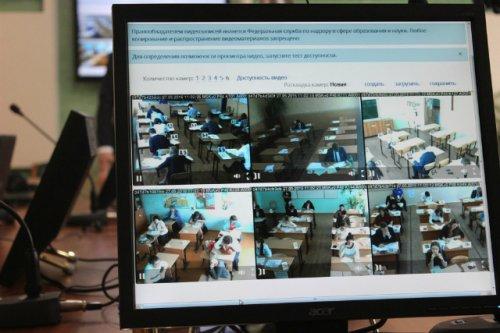 Система видеонаблюдения «Ростелекома» готова к проведению ЕГЭ в 2020 году