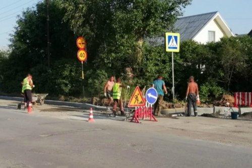 Дорожники приступили к ремонту улицы Дружбы в городе Йошкар-Оле