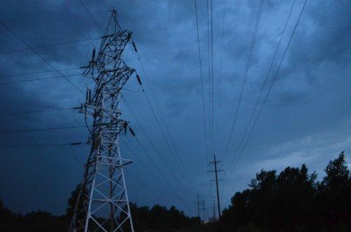 Марийское правобережье Волги осталось без энергоснабжения