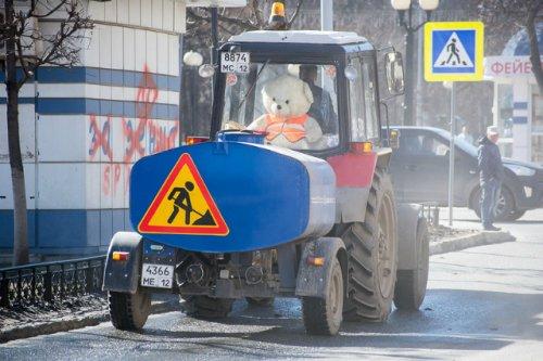Сегодня по бульвару Победы будет ограничено движение автотранспорта