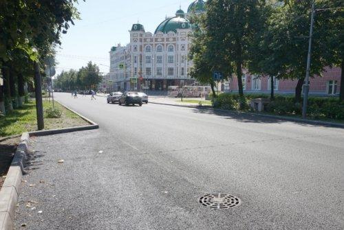 Гарантийный срок по ремонтируемым сейчас в Йошкар-Оле дорогам составит пять лет