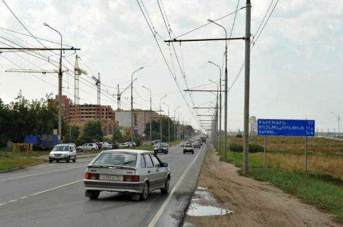 Специалисты АО «Марий Эл Дорстрой» отремонтируют 10 километров Козьмодемьянского тракта