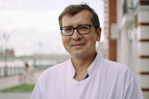 Сергей Соломонов, врач-уролог: «Я доволен, когда человек уходит из больницы счастливый»