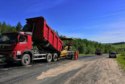 В Марий Эл планируют досрочно завершить реализацию нацпроекта «Безопасные и качественные автодороги»