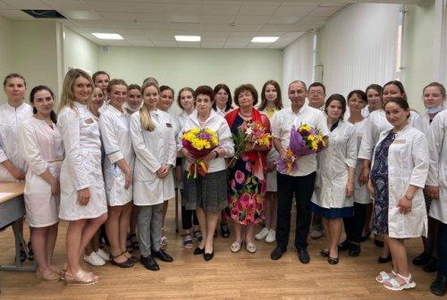 Дипломы о высшем образовании вручены в Марий Эл первым врачам и фармацевтам