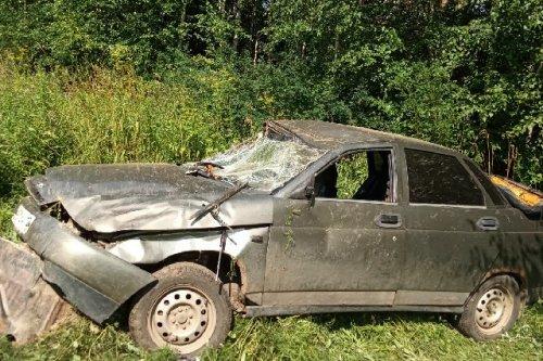 В результате ДТП в Новоторъяльском районе погиб пьяный водитель