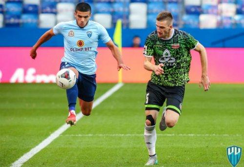 Лев Потапов вошёл в состав символической сборной 4-го тура Футбольной национальной лиги