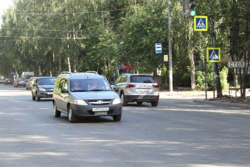 Во вторник в Йошкар-Оле будет ограничено движение по улице Красноармейской