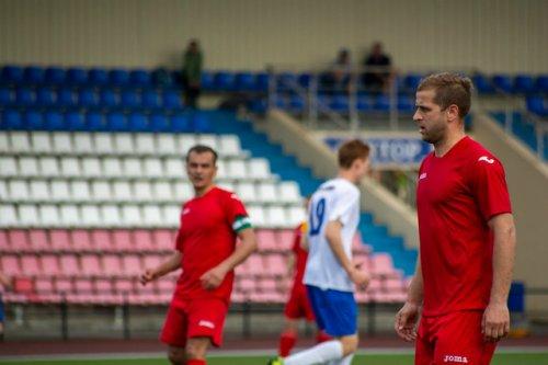Футболисты из Йошкар-Олы сделали первый шаг к Кубку Приволжья