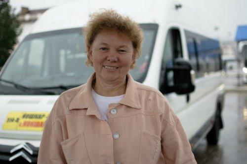 Алевтина Крупнова, водитель: «Я каждый рейс благодарила Бога, что довезла людей в одну сторону, и каждый раз благодарила, что сама вернулась в город».