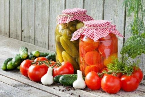 Делаете ли вы заготовки на зиму из овощей и фруктов?