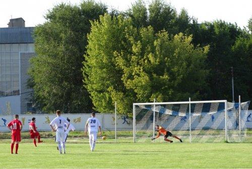 Футболисты из Йошкар-Олы одержали третью победу в розыгрыше Кубка Приволжья