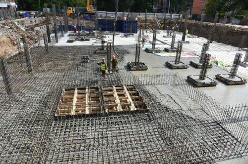В Йошкар-Оле продолжается строительство нового корпуса Перинатального центра