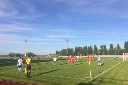 Команда из Йошкар-Олы вышла в четвертьфинал Кубка Приволжья по футболу