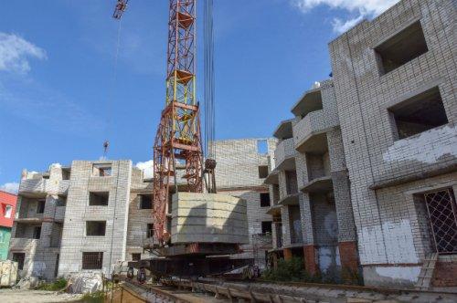 Долгострой в Гомзово постараются сдать в эксплуатацию до конца года