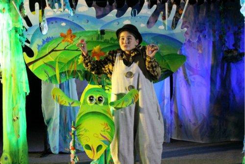 Театр кукол готовит яркую, красочную и музыкальную премьеру для маленьких зрителей