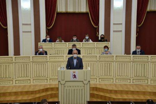 Депутаты Госсобрания Марий Эл внесли изменения в местное алкогольное законодательство