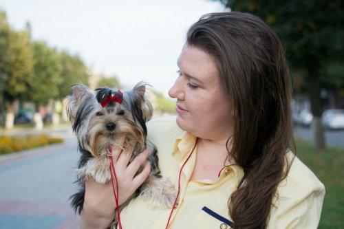 Мария Медведева: «Как говорят, идеальной собаки не существует, а самую лучшую можно получить только в своём питомнике»