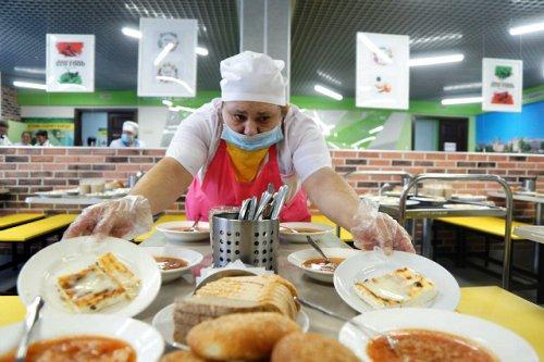 Роспотребнадзор контролирует вопросы организации питания в школах Марий Эл
