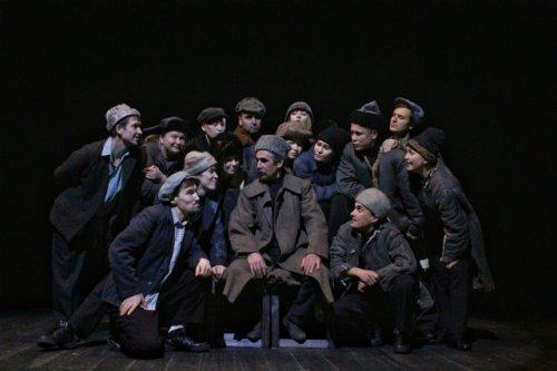 Сегодня на фестивале «Артмиграция» представят спектакль «Йыван Кырла. Путёвка в жизнь»