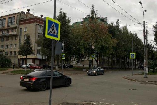 В ближайшее время на дорогах Йошкар-Олы появится три новых светофорных объекта