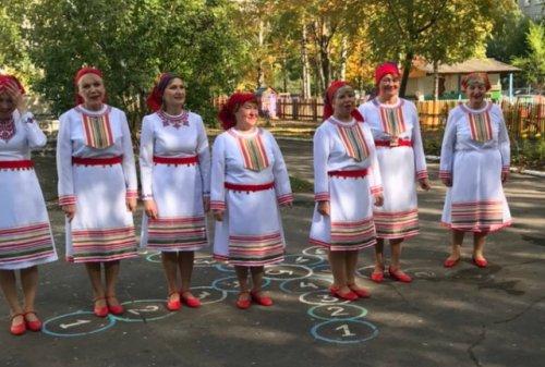 В Республике Марий Эл стартовал проект «Бабушки и внуки»