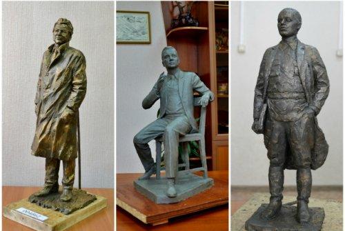 Определены лучшие проекты памятников известным деятелям марийского народа