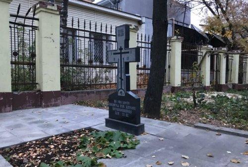 Сегодня в Йошкар-Оле освятят крест на месте захоронения праха жителей Царевококшайска