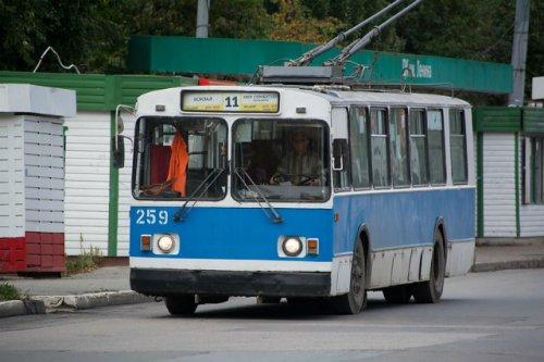 Ездите ли вы на троллейбусах?