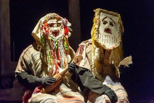 Работа театрального художника из Марий Эл отмечена престижной «Золотой Маской»