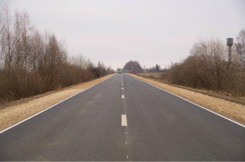 Тринадцать километров Козьмодемьянского тракта привели в нормативное состояние