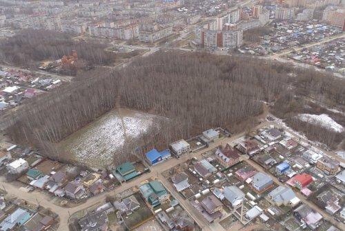 В микрорайоне «Тарханово» планируется строительство современного экопарка