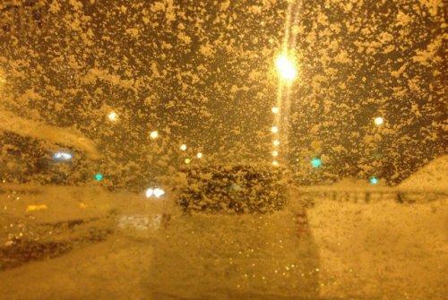 В четверг на территории Марий Эл ожидаются сильный ветер, метель и гололёд