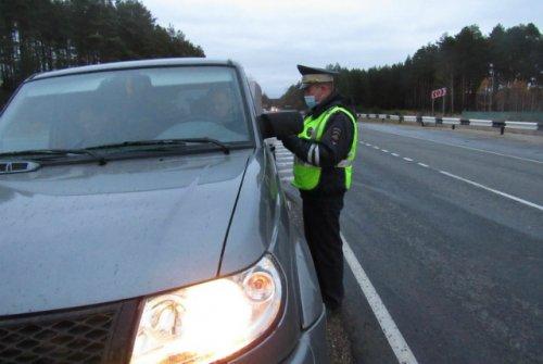 В предстоящие дни полицейские будут выявлять пьяных водителей на дорогах республики