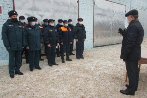 В селе Косолапово Мари-Турекского района появилось новое пожарное депо