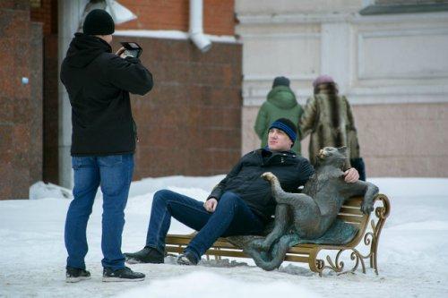 «Йошкин кот» обошёл «Кузькину мать» и вышел в финал конкурса самых необычных скульптур России