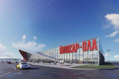 Новый аэровокзальный комплекс в Йошкар-Оле будет рассчитан на 400 пассажиров
