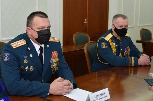 В Йошкар-Олинской ракетной дивизии назначен новый командир