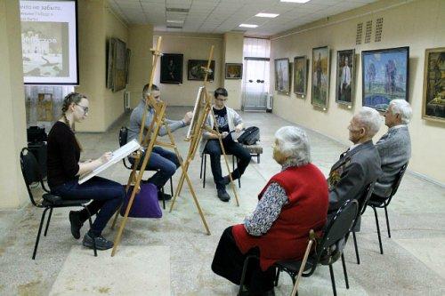 Студенты и преподаватели художественного училища представят выставку творческих работ