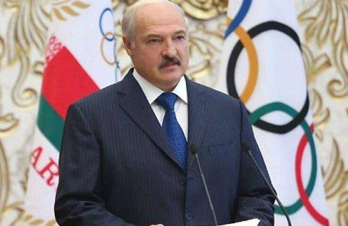 В Кремле прокомментировали санкции МОК против президента Белоруссии