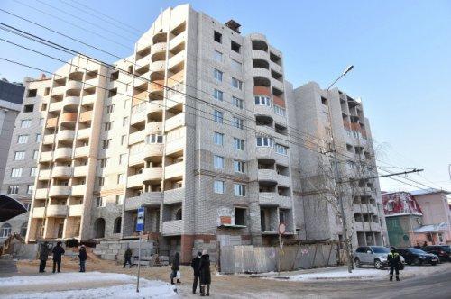 Долгострой на перекрёстке улиц Анциферова и Красноармейской будет сдан в срок