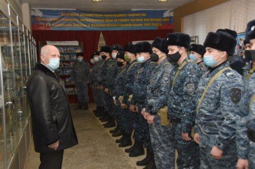 В командировку на Северный Кавказ отправился сводный отряд марийской полиции