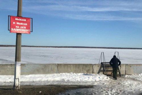 Перевозить людей через Волгу зимой будут с помощью судна на воздушной подушке